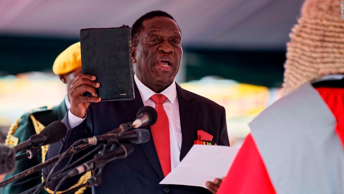 Mnangagwa: a false dawn in Zimbabwe