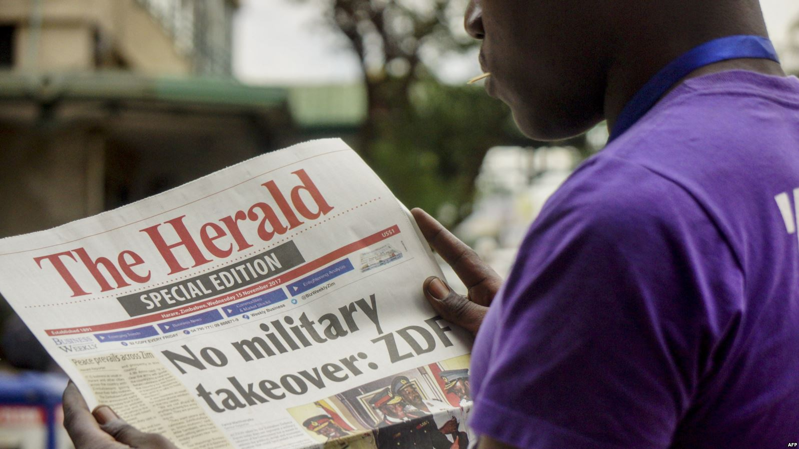 ZBC, Zimpapers sued over partisan reporting