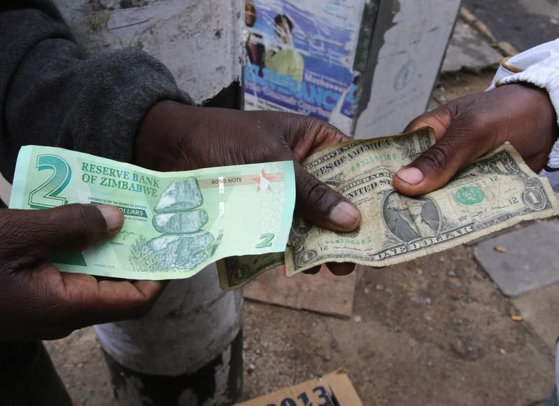 Zimbabwe's New Currency Expected To Trade At 2.5 Vs US Dollar - CBank