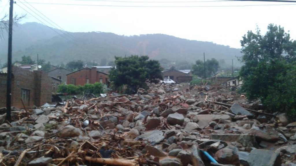 Cyclone Idai Leaves Scores Dead in Zimbabwe, Mozambique