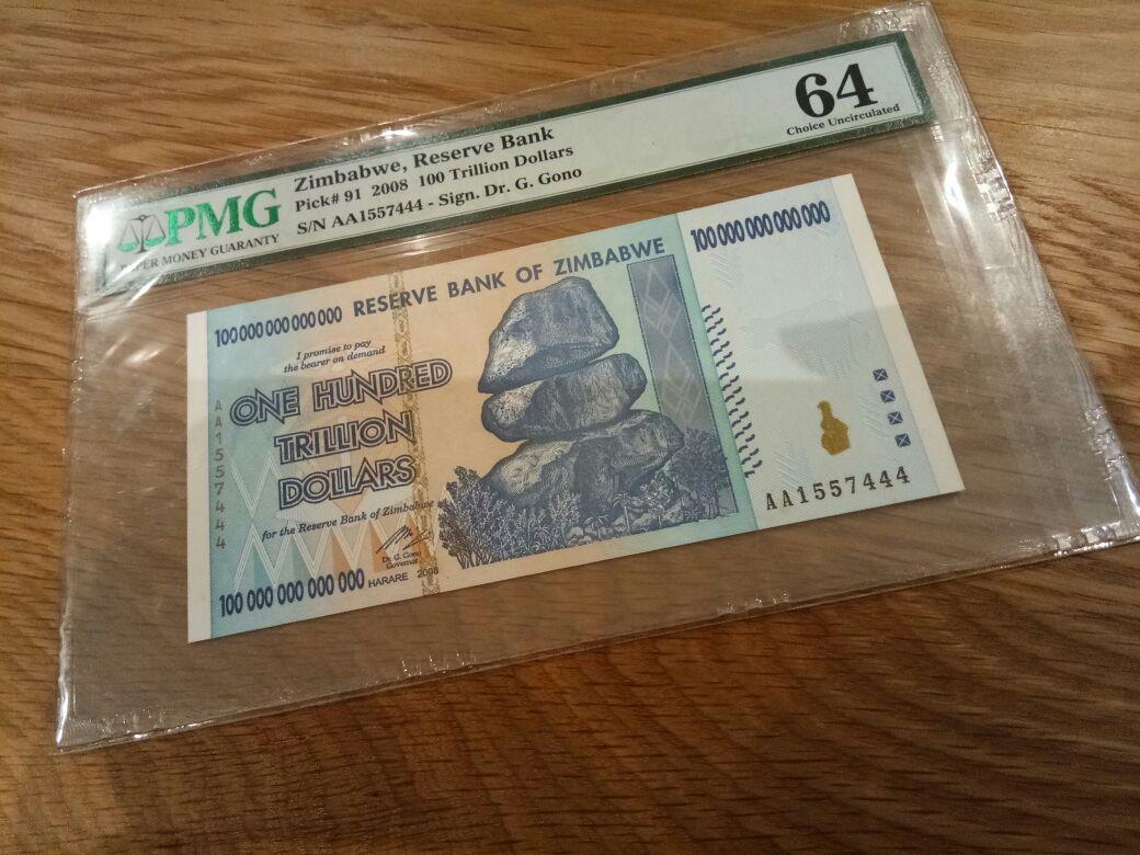 Former Deputy Minister Charged Over Zimbabwe Trillion Dollar