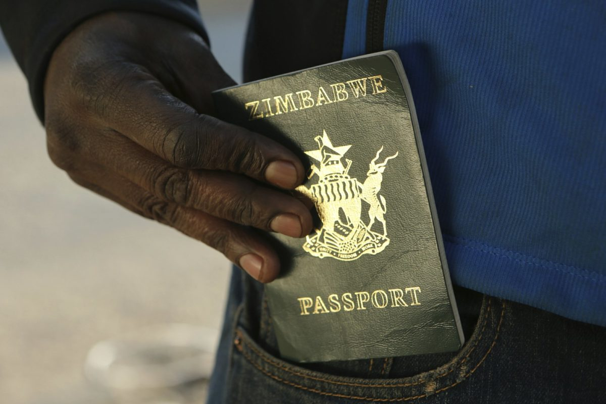Many Zimbabweans desperate to escape turmoil, but dreams end