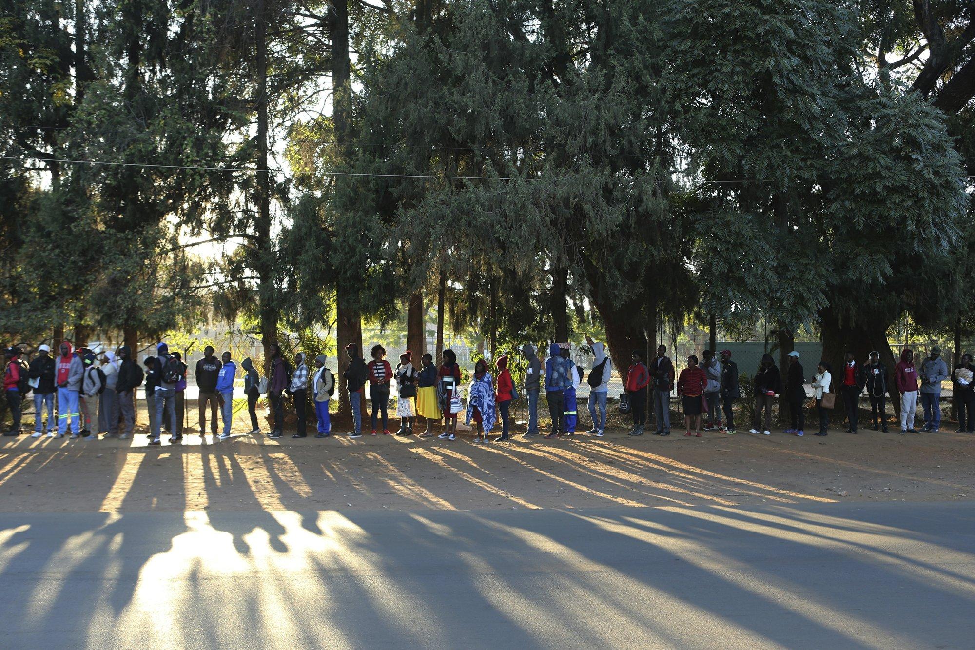 Many Zimbabweans desperate to escape turmoil, but dreams end
