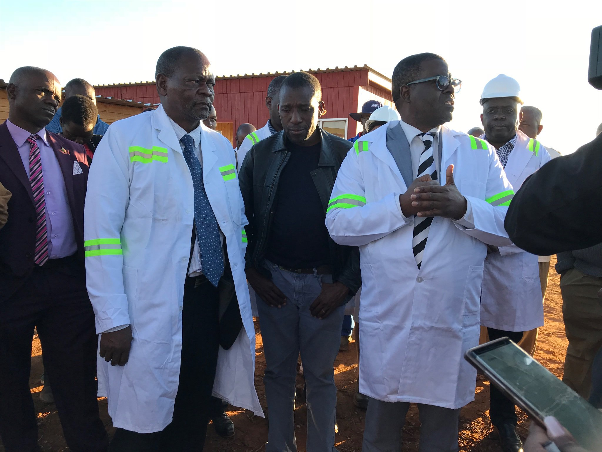 Chasi Orders Chivayo S Intratrek Zimbabwe To Complete