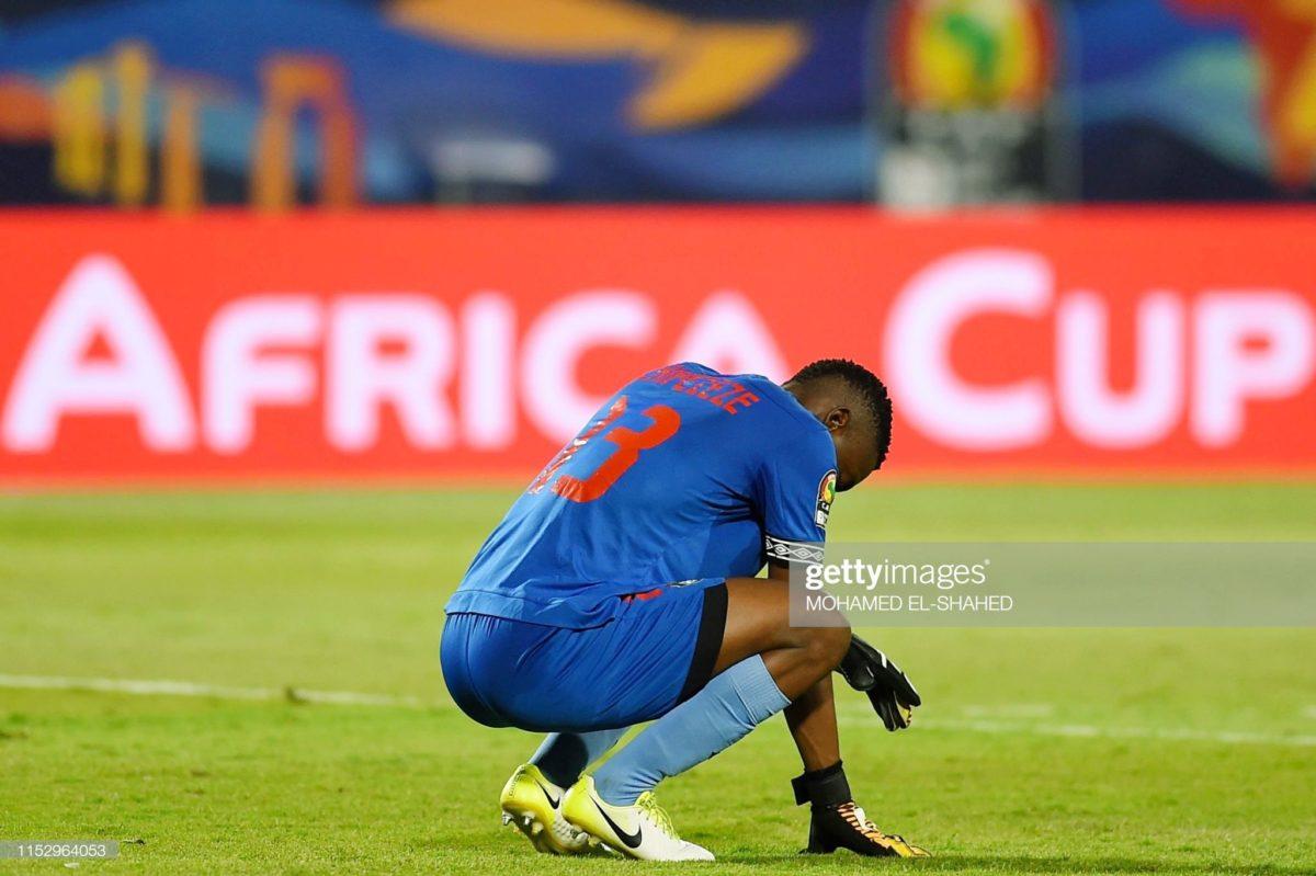 Zimbabwe vs. Congo DR - Football Match Report