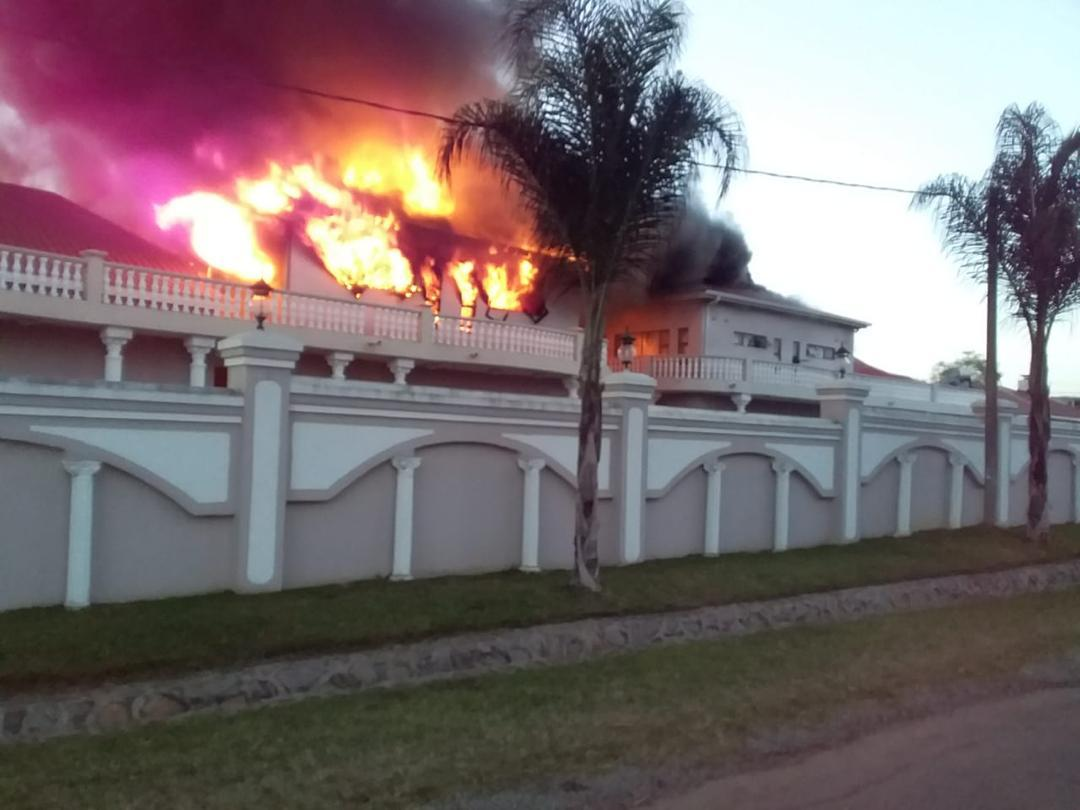 Prophet Walter Magaya's Yadah Hotel gutted by fire