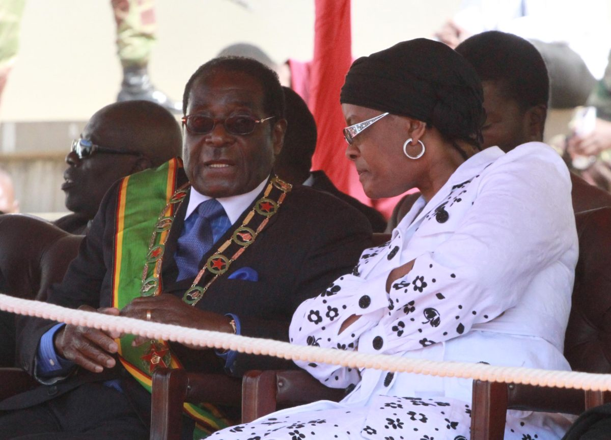 Robert Mugabe getting hero's burial he claimed he didn't want