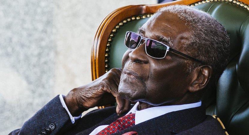 Former Zimbabwe president Robert Mugabe dies at 95