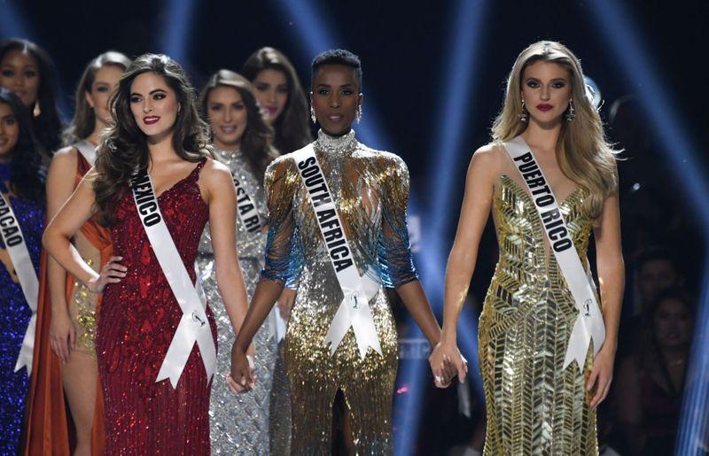 Miss South Africa Zozibini Tunzi Wins 2019 Miss Universe Crown