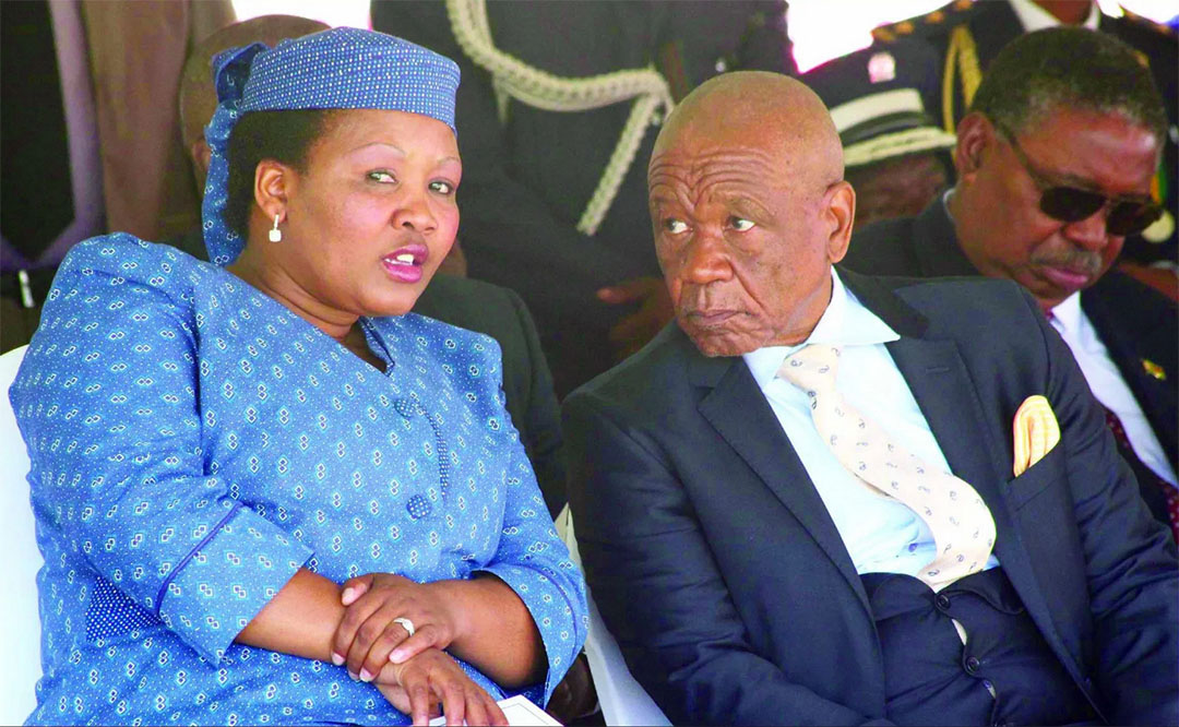 Lesotho's First Lady Maesaiah Thabane Charged With Murder, Attempted Murder