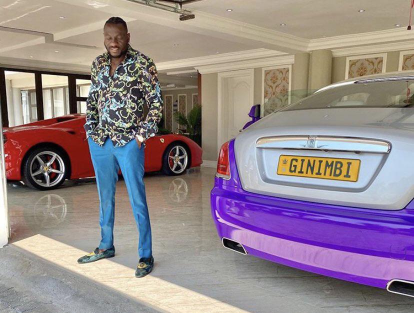 Genius 'Ginimbi' Kadungure Dies