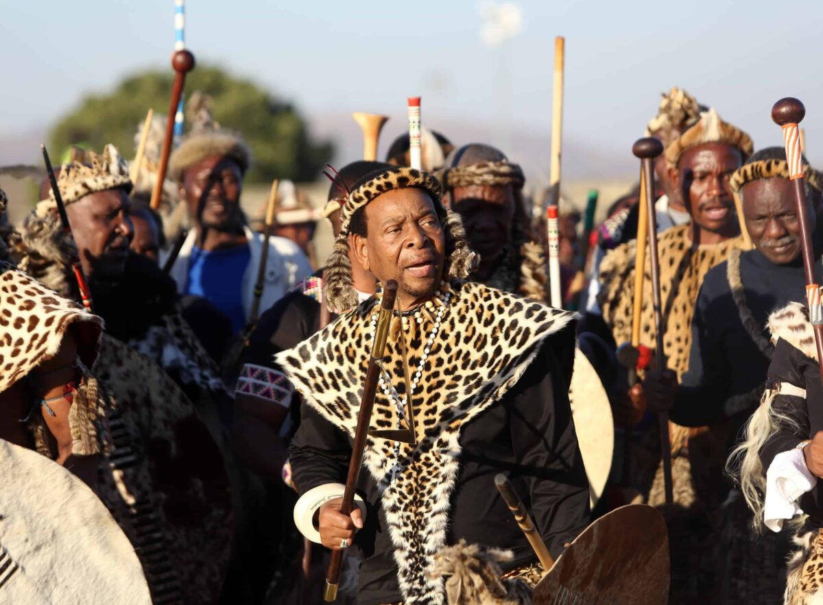 Zulu King Goodwill Zwelithini dies aged 72, royal family announces