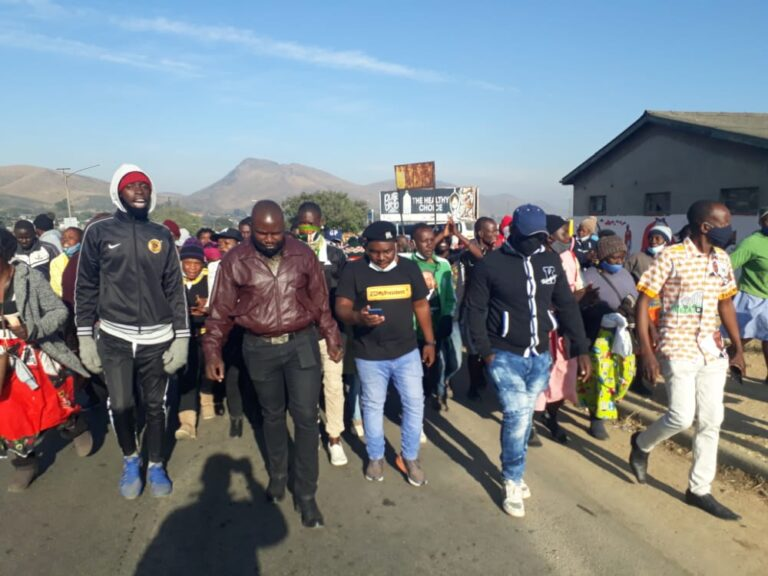 Zanu PF activists arrested in rare occurrence for staging